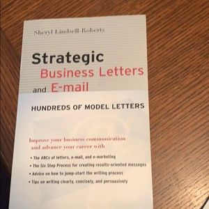 Sheryl Roberts Strategic Business Letters & E-mail